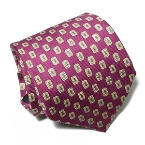 Brooks Brothers Makers All Silk Foulard Tie